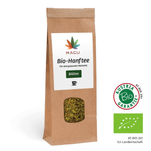 Organic-Hemp Tea - 100% Flowers