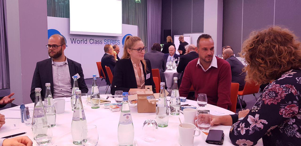 Runder Tisch bei der Cannabis Business Europe Konferenz
