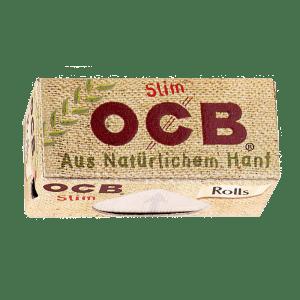 OCB Organic Hemp Slim Rolls