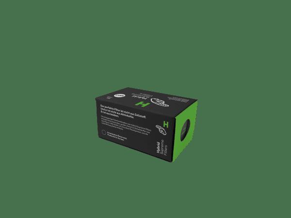 Schachtel Hybrid Supreme Filter geschlossen